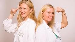 SWR1: Marion Reddy und Iris Zachenhofer (Neurochirurginnen)