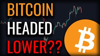 BITCOIN CRASHED EXACTLY WHERE WE THOUGHT IT WOULD! NEW BITCOIN TREND REVERSAL?