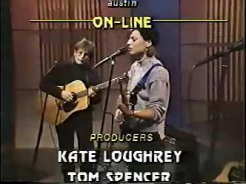 Two Nice Girls, The Holland Song - KLRU 1988 15Dec