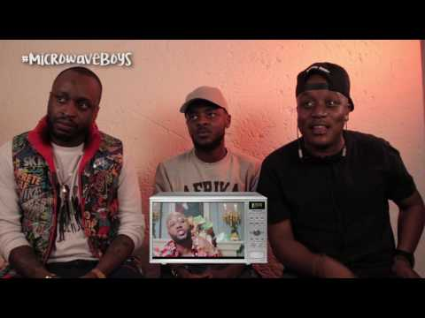 Microwave Boys: Cassper Nyovest - Tito Mboweni Reaction video