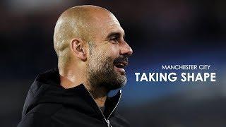Manchester City   Taking Shape