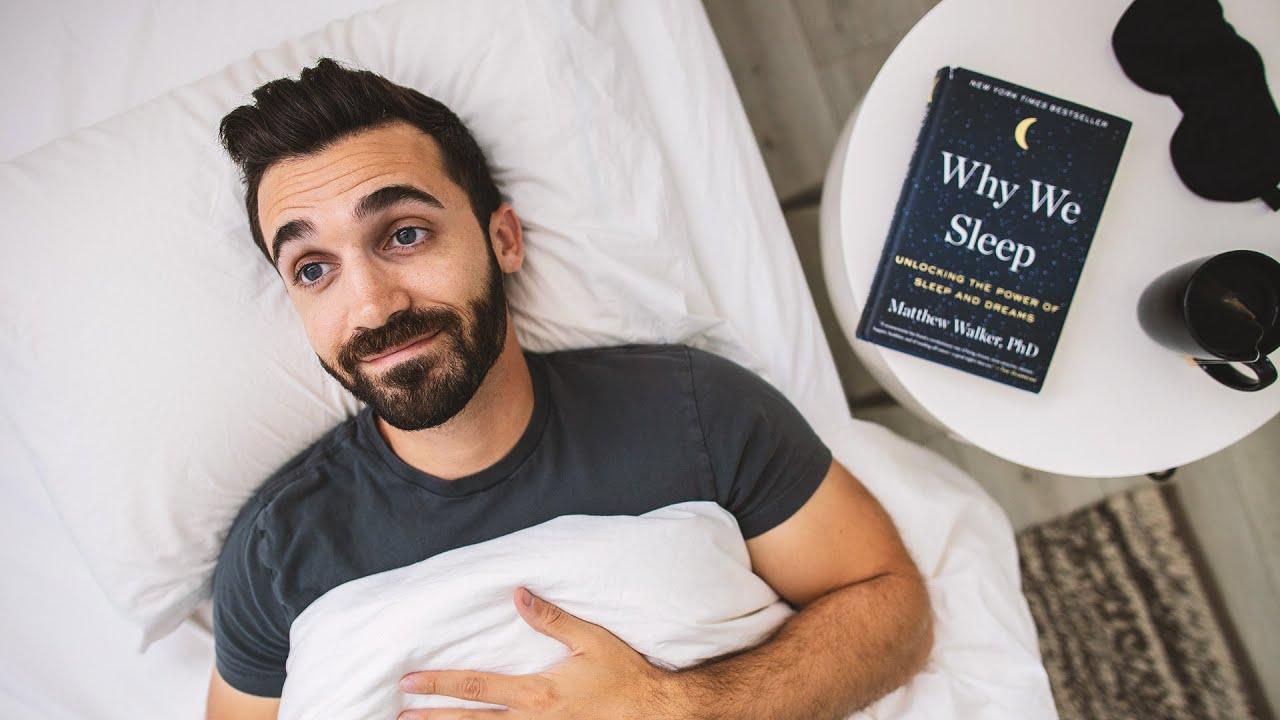 3 Rules for Better Sleep