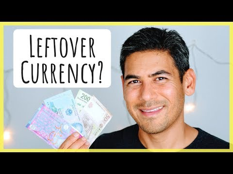 What To Do With Leftover Currency? | 7 Tips For Dealing With Unused Notes & Coins