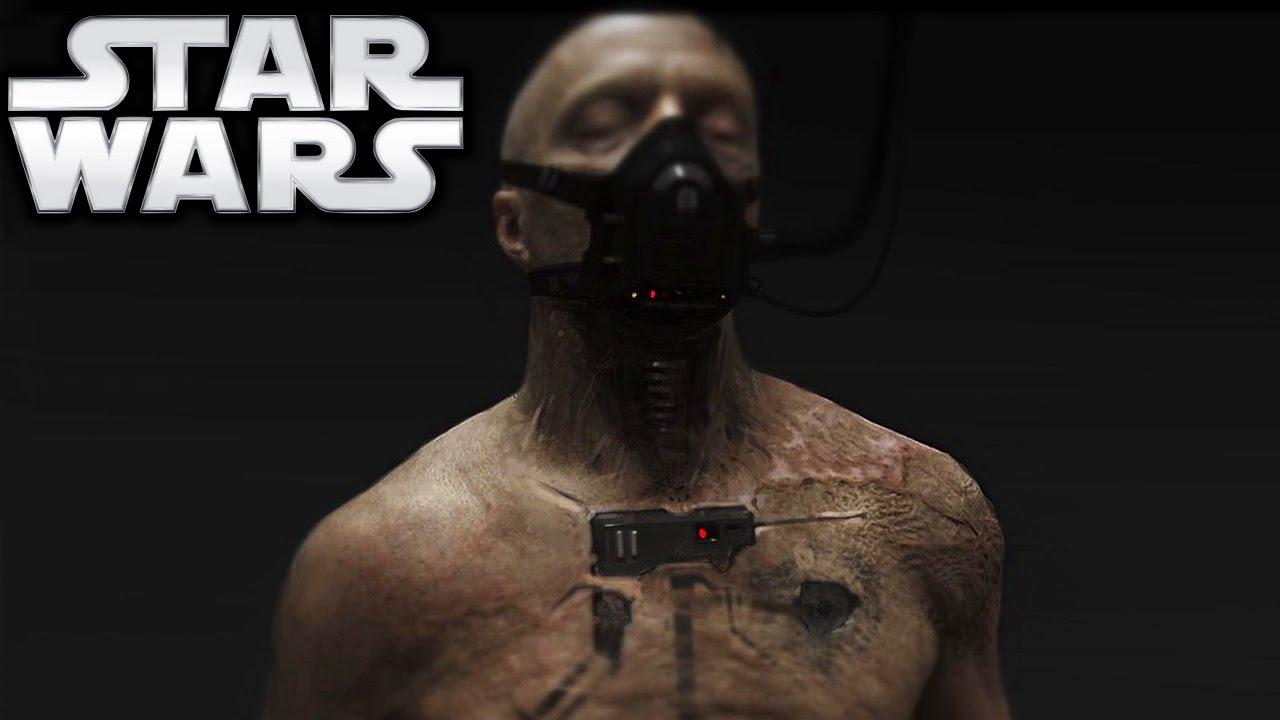 STAR WARS Injuries of Darth Vader  TheForceNet