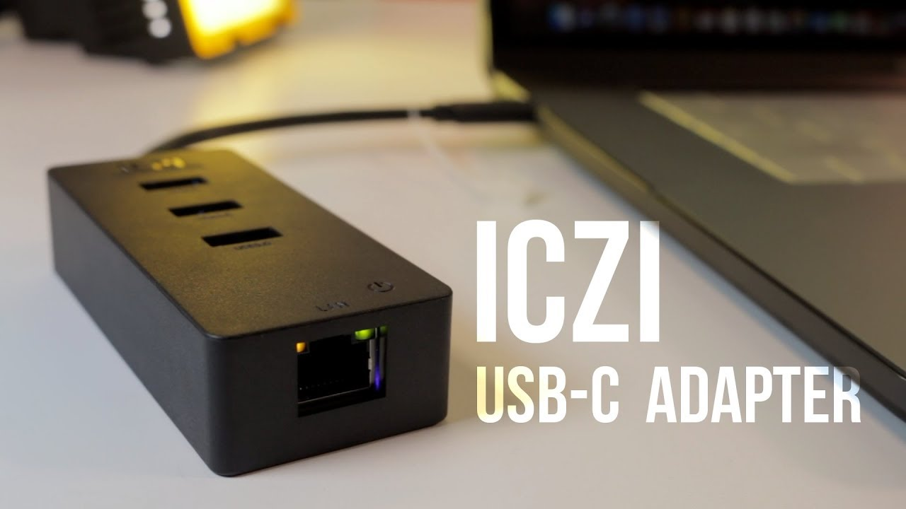 Iczi usb c to 3 port usb 30 with gigabit ethernet hub unboxing iczi usb c to 3 port usb 30 with gigabit ethernet hub unboxing review publicscrutiny Image collections