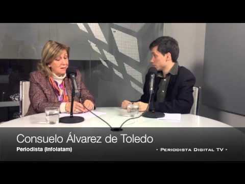 Periodista Digital. Entrevista a Consuelo Álvarez de Toledo. 8 marzo 2012