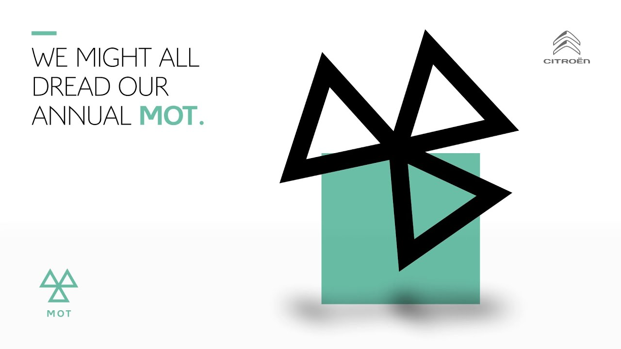 Fixed Price Servicing & MOT - Citroën UK