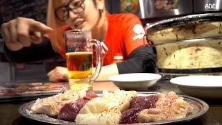 Yakiniku - Japanese BBQ in Tokyo