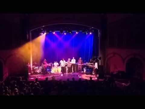 St Germain - So Flute (Live @ Neptune Theatre - Seattle, USA)