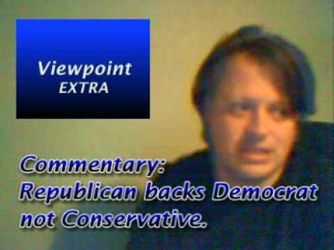 Viewpoint Extra - NY 23: Republican backs Democrat...