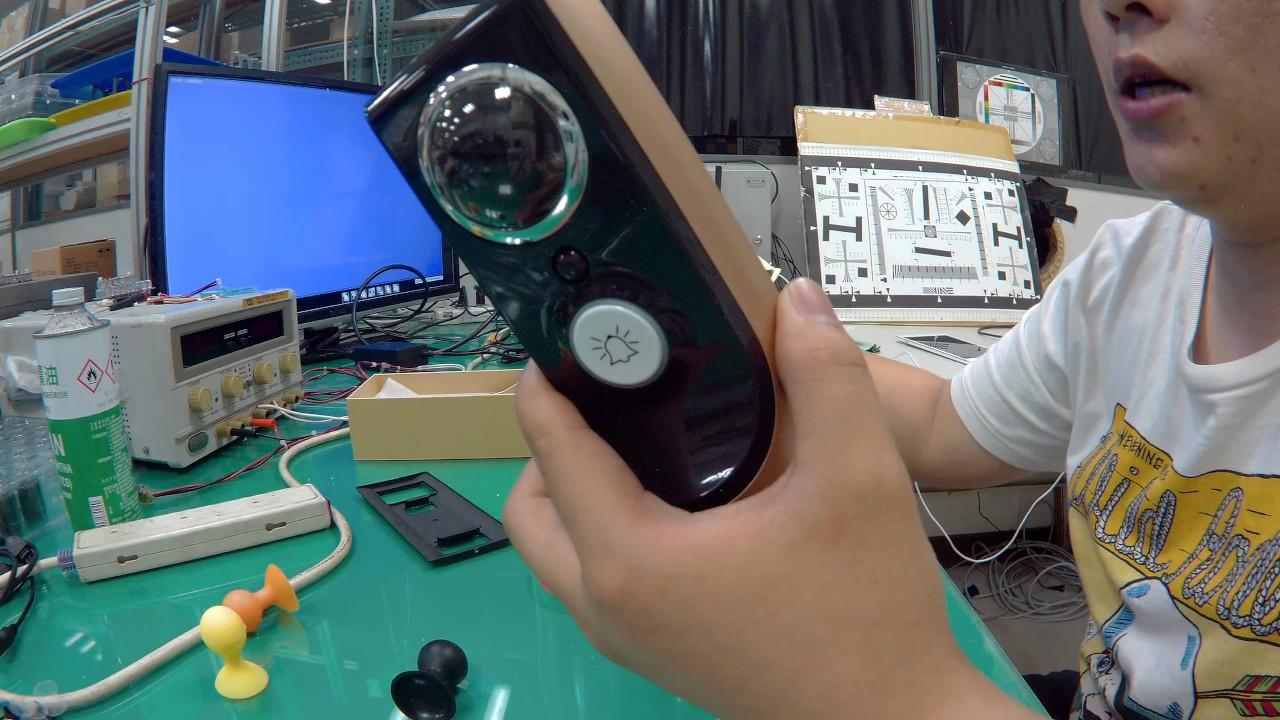 安太科技-影音對講安全防護門鈴 - YouTube