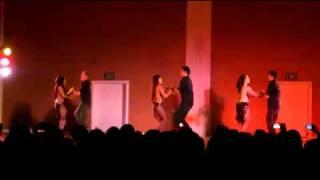 DF Dance Studio BACHATA Project 2011