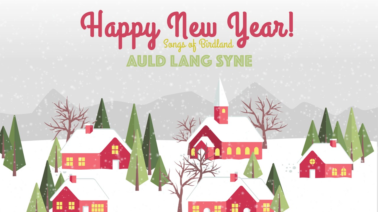 Jazz and Orchestral Christmas Music - AULD LANG SYNE - Happy New ...