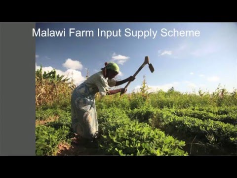 GIZ AgPolicyLearningEvent Nairobi 2015: 1.6 Malawi Fertiliser Subsidy