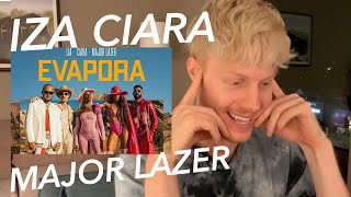 Baixar EVAPORA: IZA CIARA MAJOR LAZER REACTION