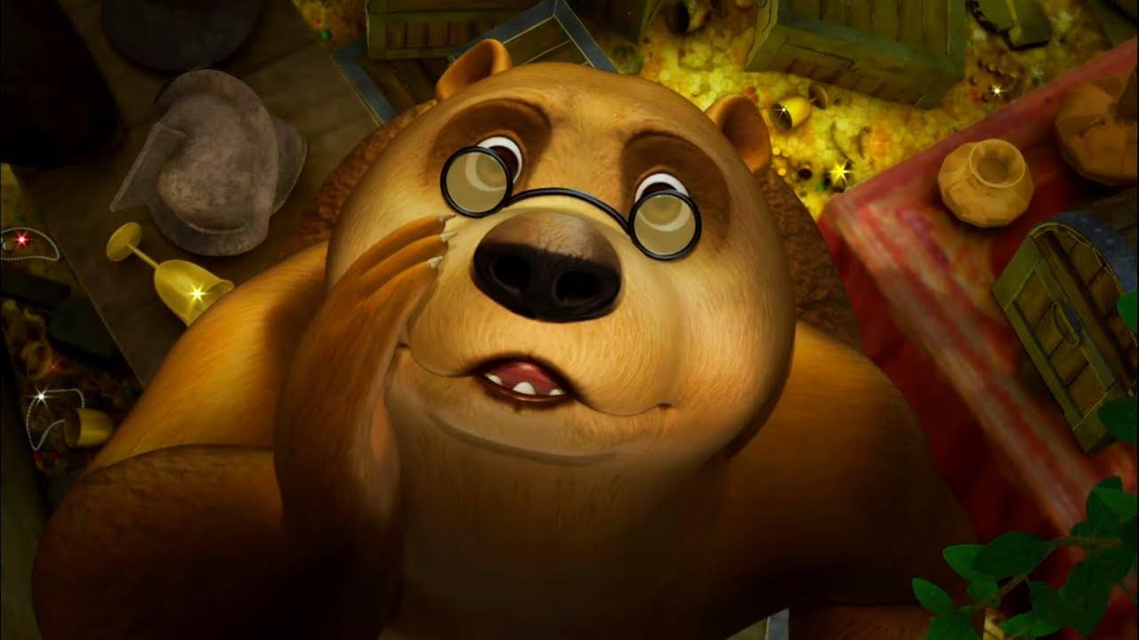 Маугли - Книга Джунглей - Все серии про  Самые полезные уроки от Балу! - мультфильм для детей