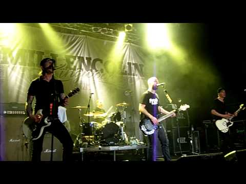 Millencolin - Farewell My Hell - Man or mouse (live in Prague 16 04 2011)