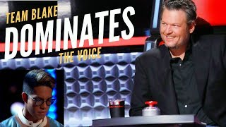 The Voice: Team Adam LOSES, Fan Favorites GONE + Is The Voice TOO Country?