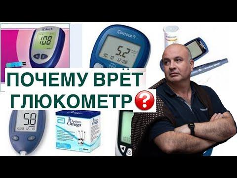 Как измерять уровень сахара в крови? Не врёт ли ваш глюкометр?