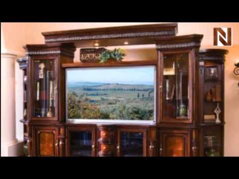 Villa Veneto Lhf Audio Unit Base 927-01B by Fairmont Designs