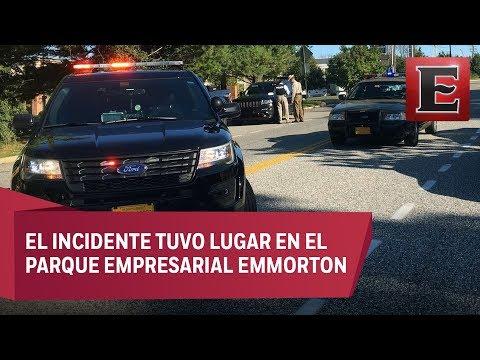 LO ÚLTIMO: Varios heridos en un tiroteo en Maryland, EU