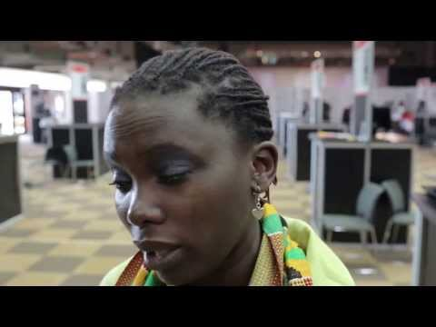 Inside DEMO Africa 2012 - 1 - Interview with Marieme Jamme (SpontOne Global)