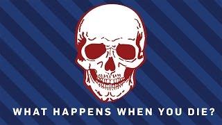 What Happens When You Die?   Brit Lab