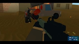 Roblox Phantom Forces - Playing with the L85A2