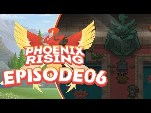 Pokemon Phoenix Rising - Part 6: The Green Shovel Knight