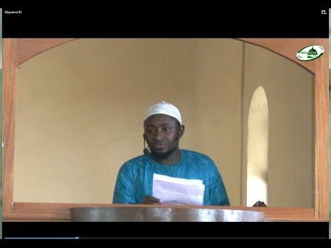 Khoubah du Vendredi 19/05/2017 observation avant le ramadan - Oustaaz Omar DIALLO H.A