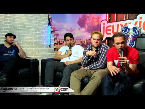 E3 Compte rendu conférences Nintendo & Square Enix
