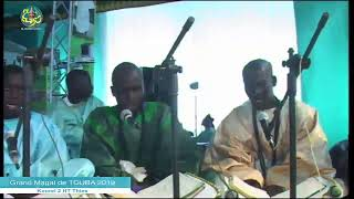 En Direct Magal Touba 2019 - Prestation Kourels Hizbut Tarqiyyah SAFAR 1441H