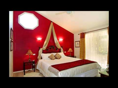 Cool Red Bedroom Decorating Ideas