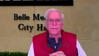 Mayor Jim Hunt- Update for the City of Belle Meade