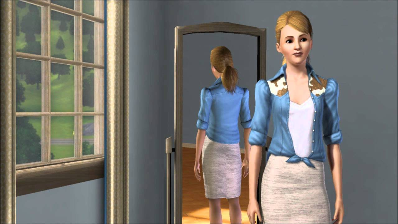 Sims 3 Frisuren