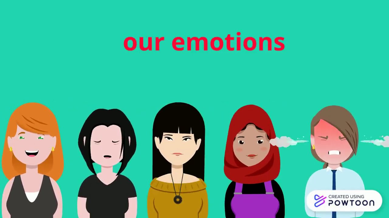 our emotions - YouTube