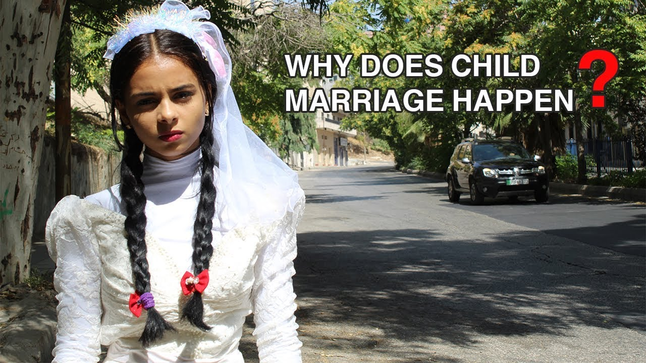Just a reminder > #CHILDMARRIAGE Nada Alahdal – WHY DOES CHILD MARRIAGE HAPPEN
