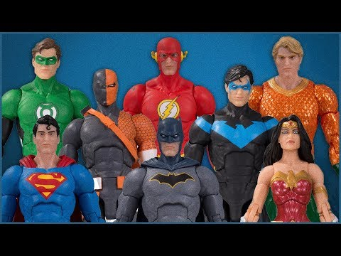 DC Essentials Wave 1 Review Mp3