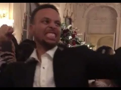 Stephen Curry Mocks Lebron James At Wedding With Kyrie Irving