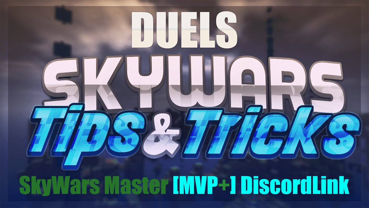 Full Hypixel SkyWars Duels Tips and Tricks (Master Rank)
