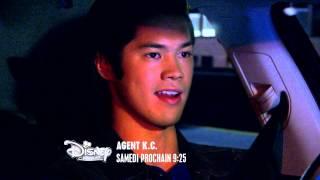 Agent K.C. - Samedi 12 septembre à 9h25 sur Disney Channel !