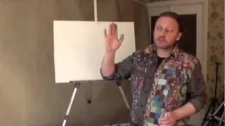 БЕСПЛАТНО  Полный Видеоурок  Кухня художника  Сахаров