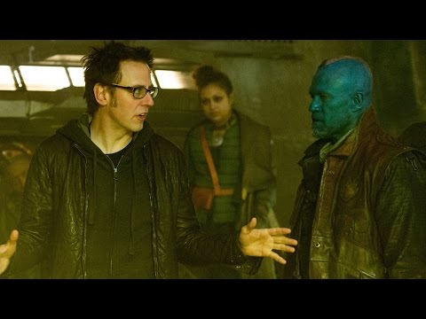 Why James Gunn Decided Ego Would be Peter Quill