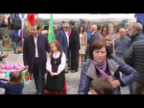Cospeito celebra a Feria da Maquinaria Usada e Artesanía