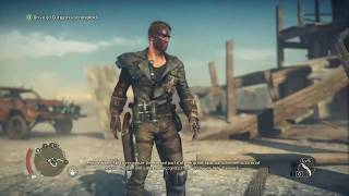 XBOX ONE MAD MAX OPEN WORLD GAMING FREE ROAMING #4!