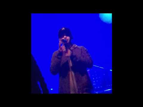 William singe & Alex Aiono concert! Minneapolis Minnesota 02-19-17