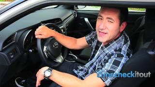 2011 Toyota Scion TC Review
