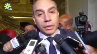"""السفير """"علاء يوسف"""" المتحدث بإسم الرئاسة يتحدث عن أنشطة الرئيس علي هامش مشاركته بالأمم المتحده"""