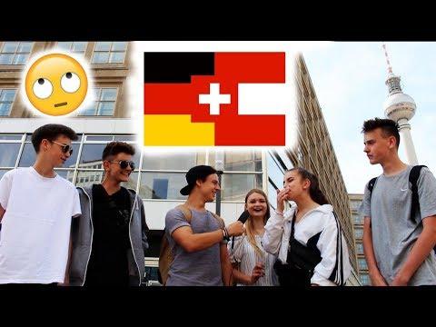 Hauptstadt der SCHWEIZ ist BRÜSSEL 🙄| Was weiss BERLIN über die SCHWEIZ ?! #WASWEISS