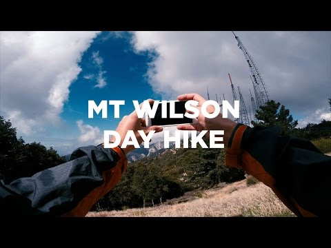 Mt Wilson Day Hike & Trail Guide